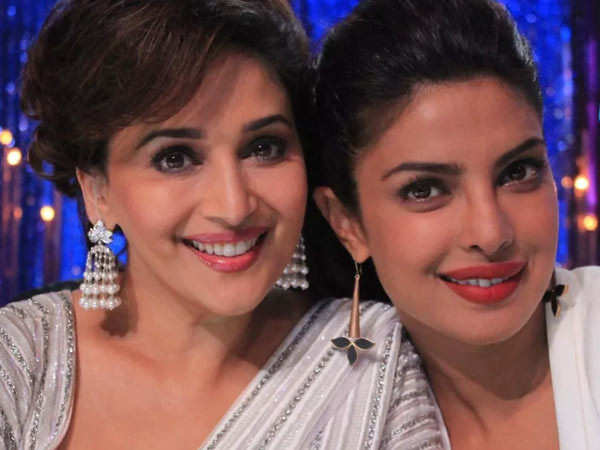 Priyanka Chopra all set to share the stage with Madhuri Dixit soon