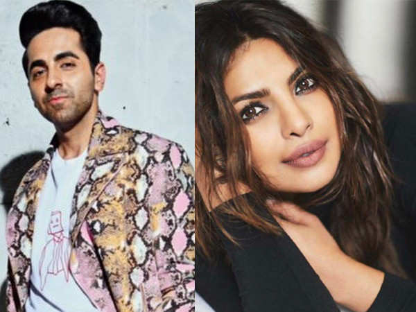 Ayushmann Khurrana believes Priyanka Chopra has got the best voice