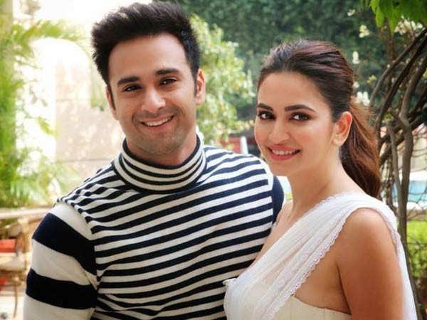 Have Pulkit Samrat and Kriti Kharbanda found love in each other?