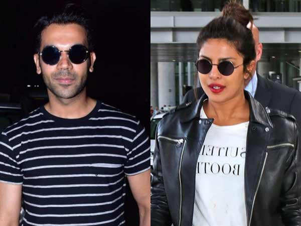 Priyanka Chopra and Rajkummar Rao to star together in The White Tiger