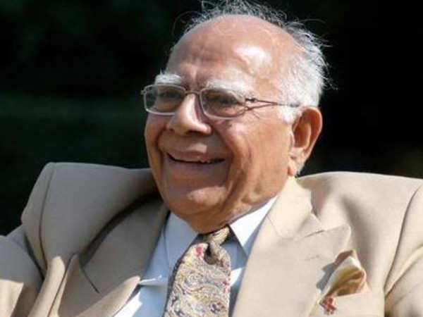 Bollywood stars mourn the loss of eminent lawyer Ram Jethmalani