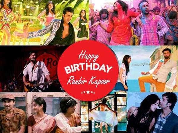 Birthday Special Ranbir Kapoors Top 20 songs