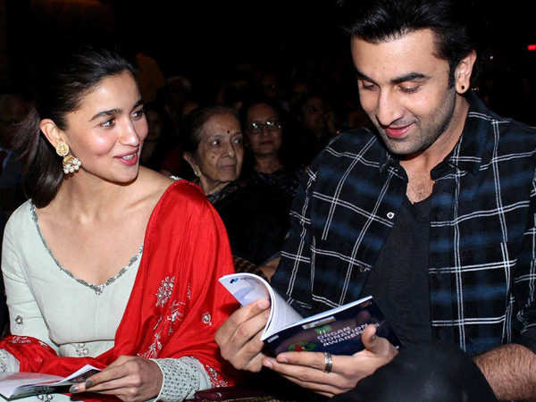 Ranbir Kapoor reveals Alia Bhatt's latest social media obsession