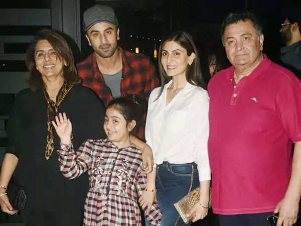 Neetu Kapoor reveals Ranbir Kapoor was in denial about Rishi Kapoor's state