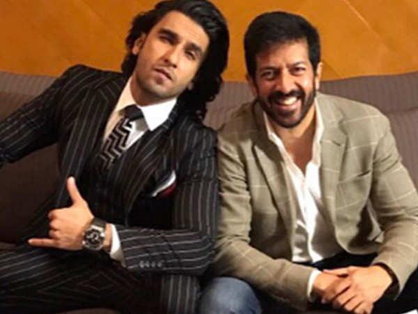 Kabir Khan calls Ranveer Singh gifted as he can turn into any character