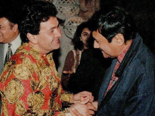 Rishi Kapoor recalls a special meeting with birthday star Dev Anand