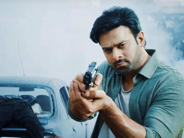 The first week collections of Saaho's Hindi version's week are phenomenal