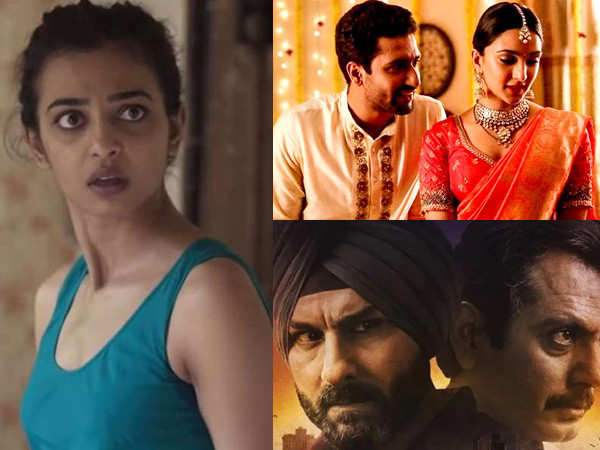 Sacred Games, Radhika Apte and Lust Stories get nominated for International Emmy Awards 2019