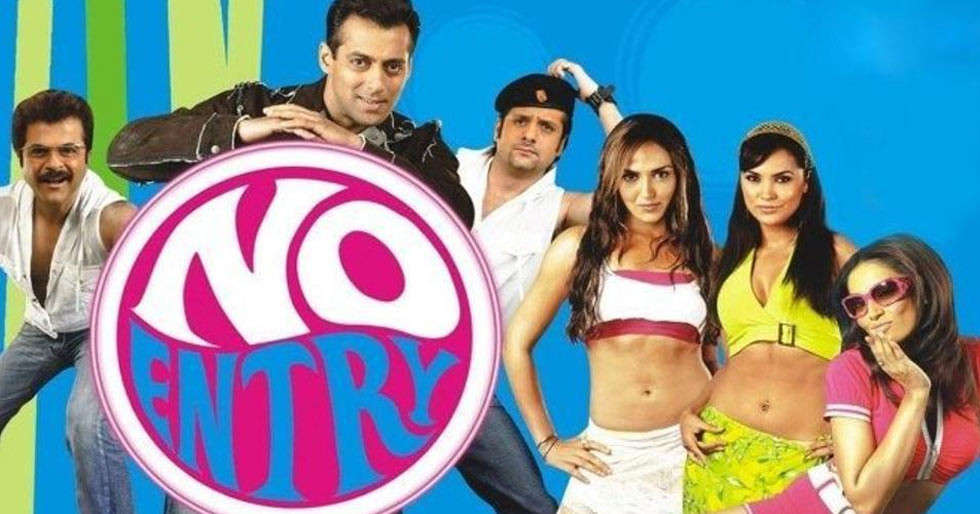Here's why Salman Khan will not shoot for No Entry 2 anytime soon