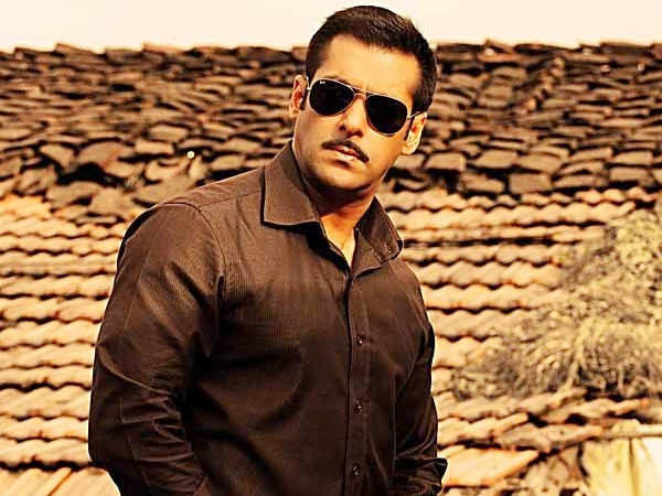 Salman Khan prepares to shoot for a shirtless climax sequence of Dabangg 3