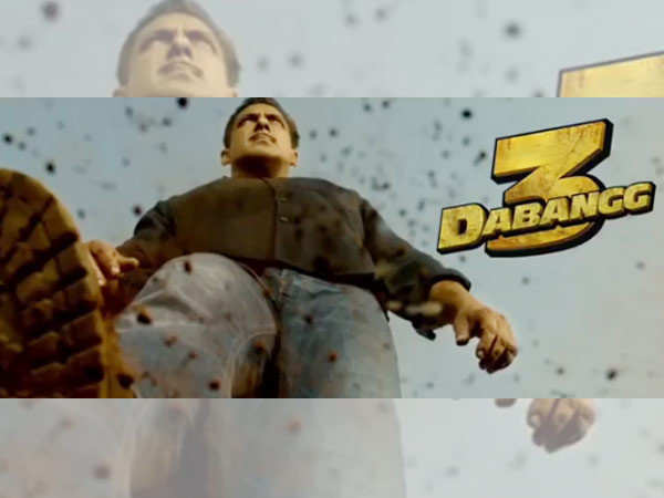 Salman Khan makes a stellar entry in the first motion poster of Dabangg 3