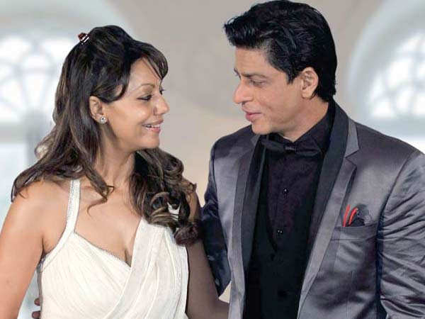 """It's high time he took his break."" – Gauri Khan on Shah Rukh Khan"