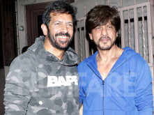 Just some photos of Shah Rukh Khan hanging out with Kabir Khan