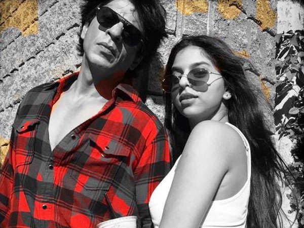 Shah Rukh Khan reveals he told daughter Suhana to kick a guy if he behaves like 'Raj or 'Rahul'