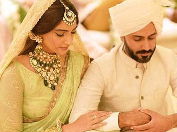 I have never been more happier: Sonam Kapoor on life after marriage with Anand Ahuja