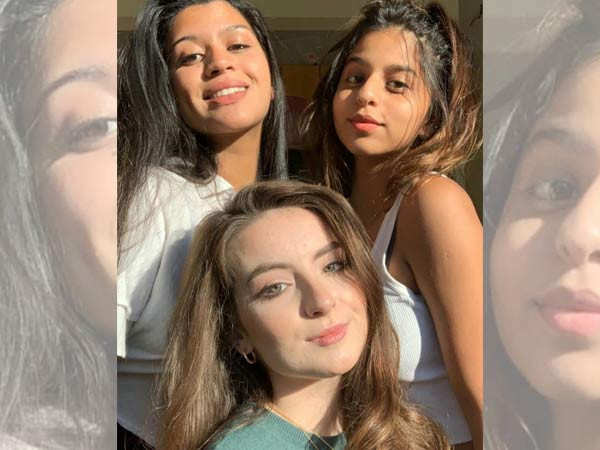 Photos: Suhana Khan's day in the sun with her girl friends