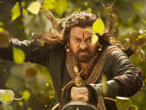 Here's how stars reacted to the trailer of Sye Raa