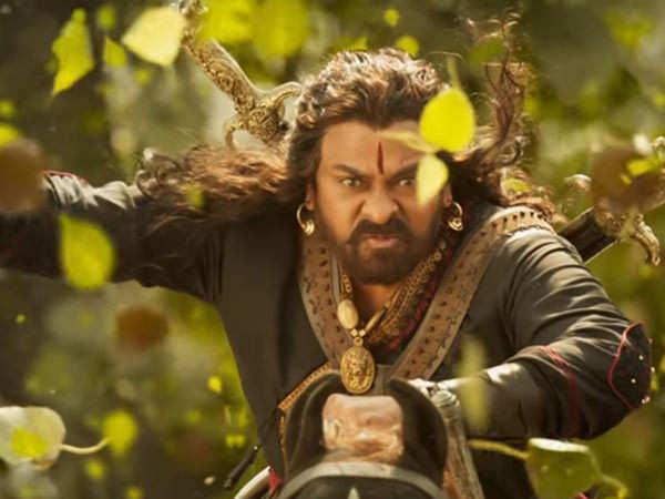 Aamir Khan all praise for Sye Raa trailer