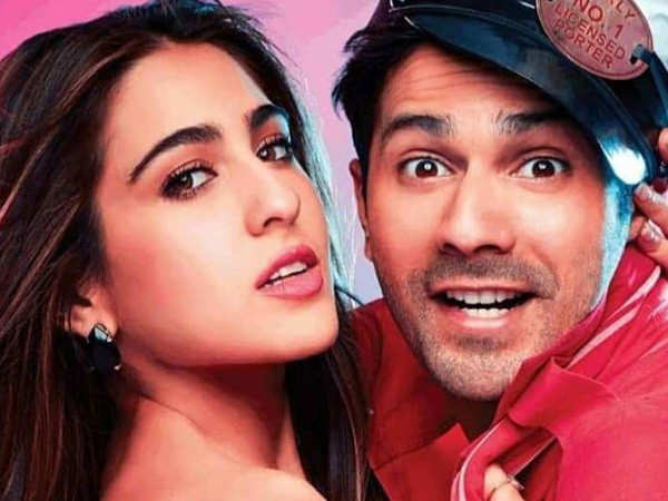 Varun Dhawan & Sara Ali Khan to take a small vacay post the fire mishap on the sets of Coolie No. 1