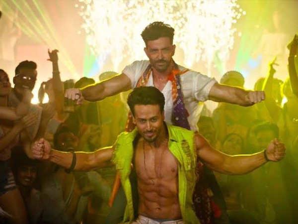 Jai Jai Shiv Shankar: Hrithik Roshan and Tiger Shroff dance off to this new Holi song
