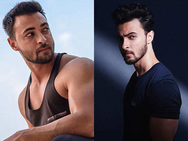 Aayush Sharma reveals how he's spending time during the lockdown