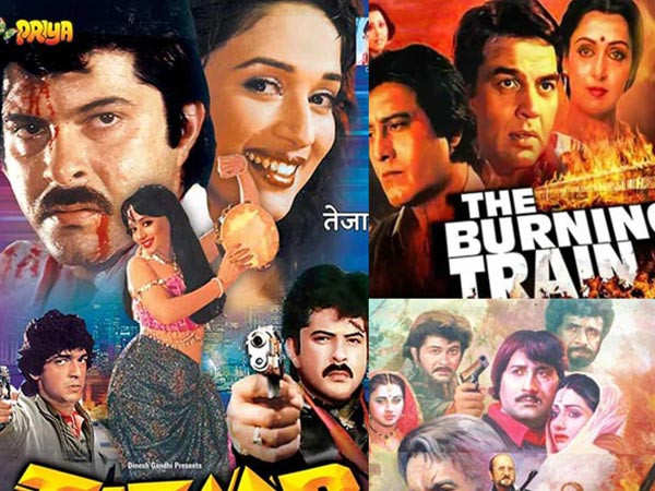 Filmfare recommends: Top Bollywood action films of the '80s