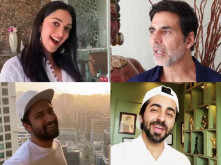 Video: Stars come together to spread positivity with Muskurayega India
