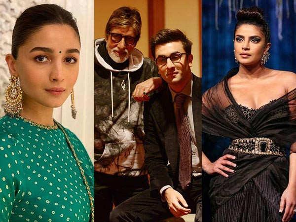 Amitabh Bachchan, Priyanka Chopra, Ranbir Kapoor come together for a short film