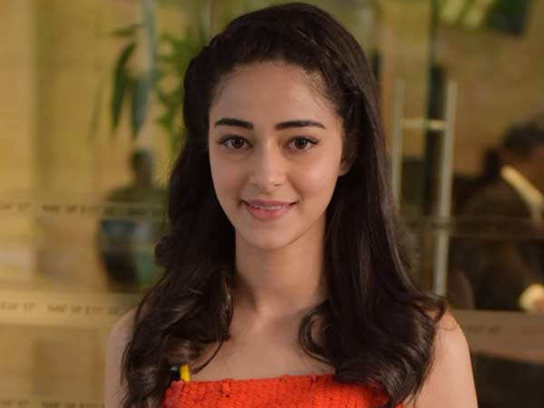 Ananya Panday elaborates on her first day on the sets of SOTY 2