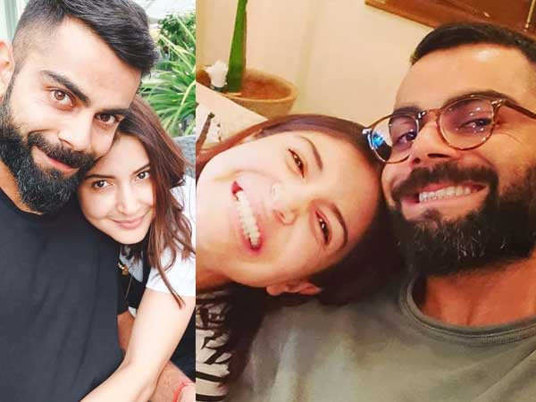 This video of Anushka Sharma and Virat Kohli is going viral