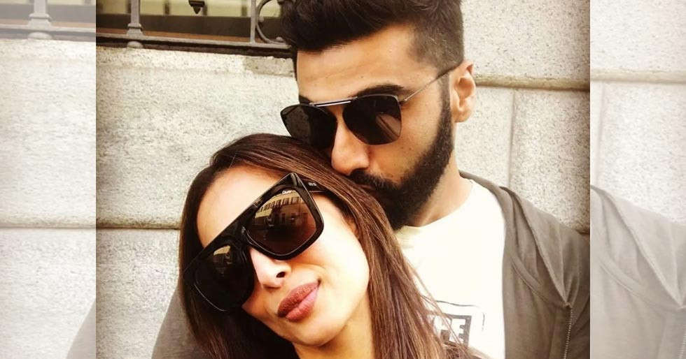 Arjun Kapoor indulges in a fun banter with ladylove Malaika Arora