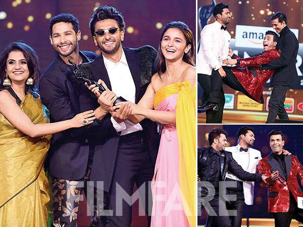 All the fun and action from the 65th Amazon Filmfare Awards 2020