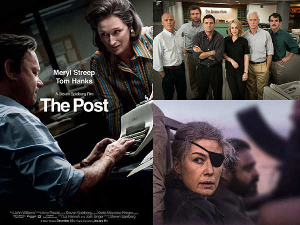 Best Hollywood films about journalism in recent times