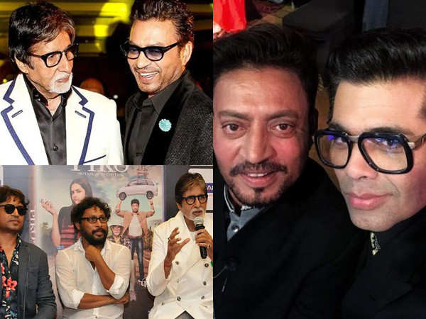 Amitabh Bachchan, Anushka Sharma, Priyanka Chopra and other celebs mourn Irrfan Khan's demise