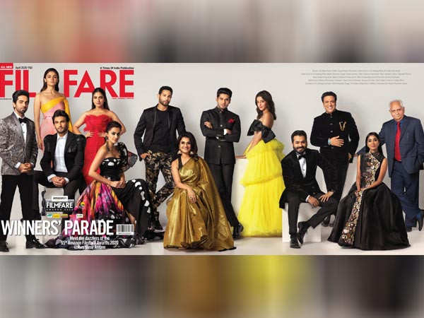Presenting the winners of the 65th Amazon Filmfare Awards 2020 on our April cover