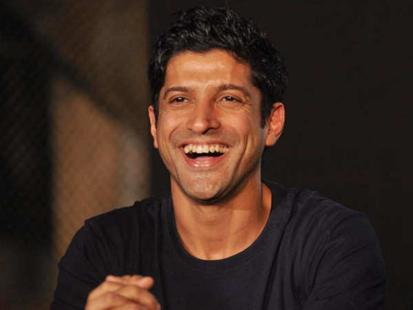 Video: Farhan Akhtar spreads positivity with a special message amid coronavirus