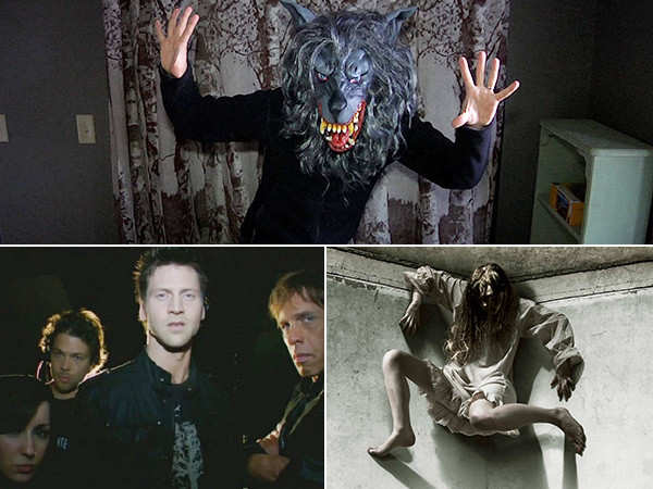 The best Hollywood found-footage horror films of recent times