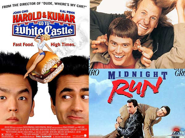 Hollywood buddy comedies to watch during the quarantine