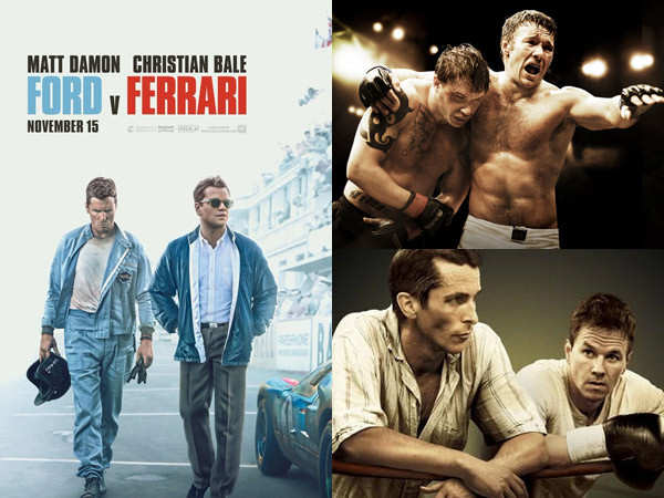 Top Hollywood sports dramas of this decade