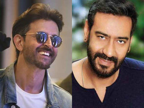 Read Ajay Devgn and Hrithik Roshan's special plea for Corona Warriors