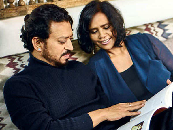 Irrfan's wife Sutapa Sikdar shares a special message  post her husband's demise
