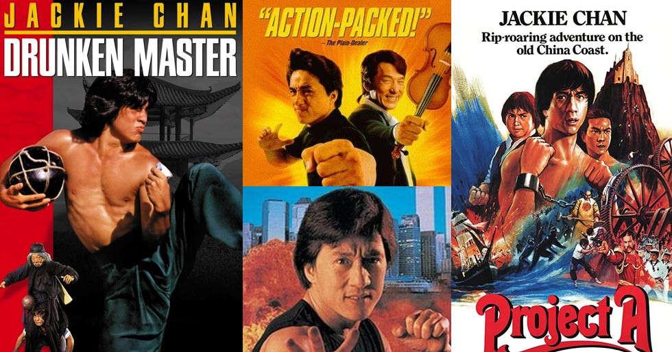 Chaki Chan Filme Liste