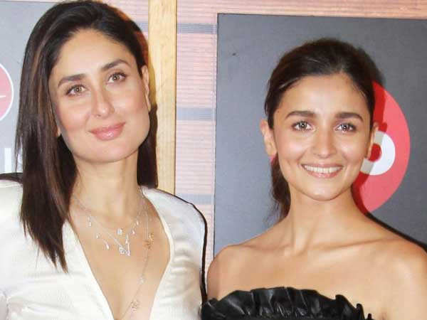 Kareena Kapoor Khan has the sweetest thing to say about Alia Bhatt