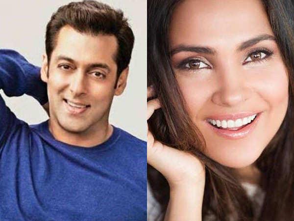 Lara Dutta talks about her equation with Salman Khan
