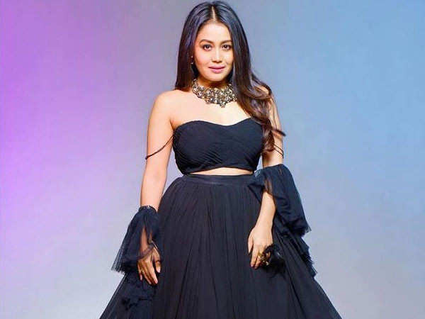 Here's Neha Kakkar's mantra for the lockdown