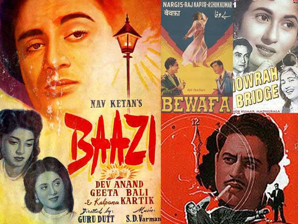 Filmfare recommends: Best Bollywood noir films of the '50s