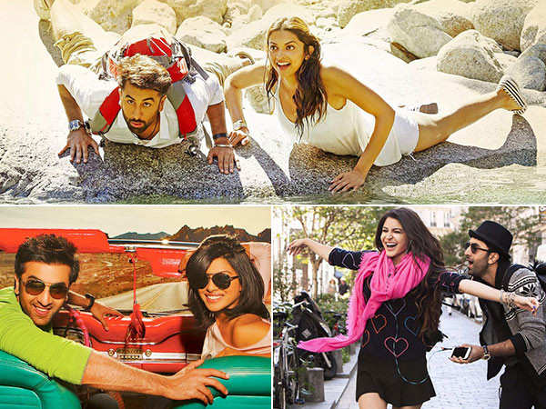 Filmfare Recommends: Ranbir Kapoor Movies That'll Inspire You to Travel