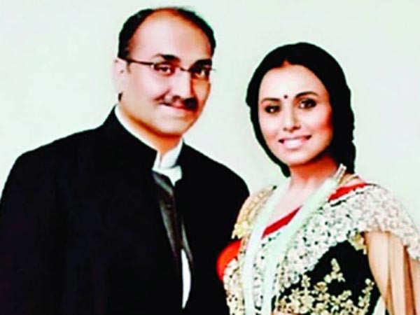 This is why Rani Mukerji fell in love with Aditya Chopra