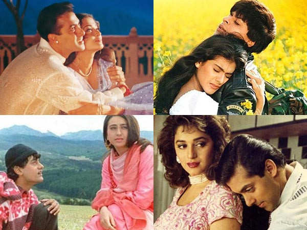 Filmfare Recommends: Top Romantic Films of the '90s
