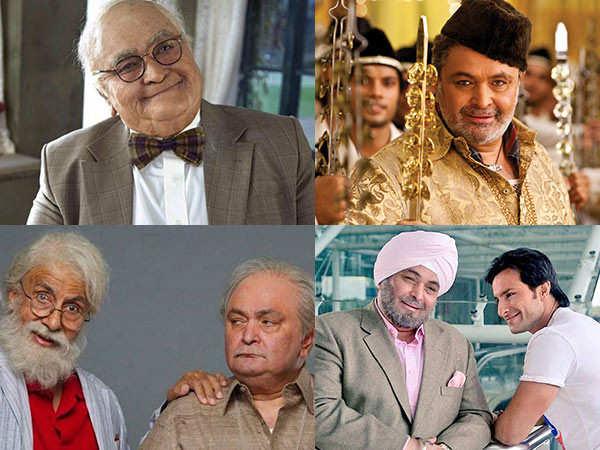 Best character roles of Rishi Kapoor